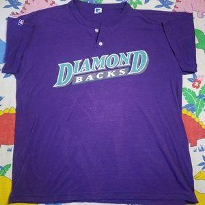 Vintage 1996 Diamondback Baseball Arizona Jersey T